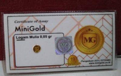 Mini Gold